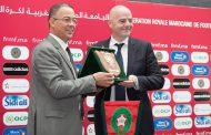 رئيس فيفا: للمغرب دور محوري في تطوير كرة القدم في القارة الإفريقية