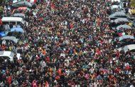 عدد سكان الصين يتجاوز مليار و400 مليون نسمة في 2019