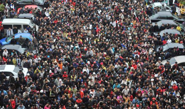 سكان الصين