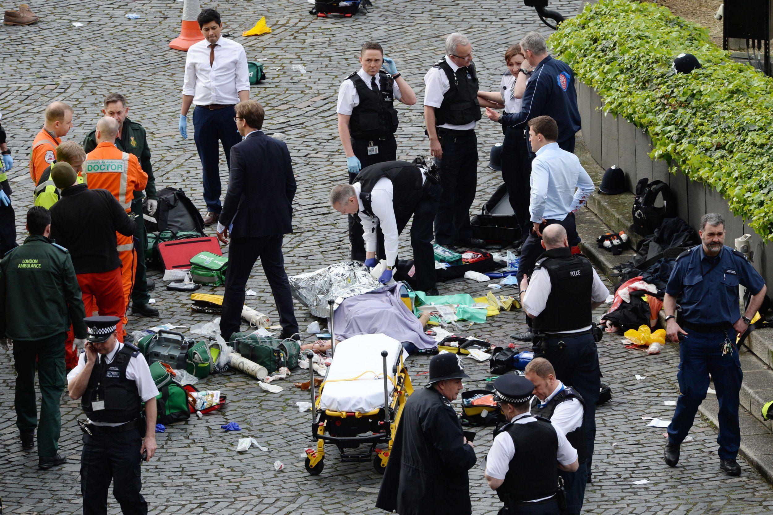 تقرير عن اكتشاف مخطط إرهابي في لندن مرتبط بإيران