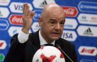 إنفانتينو يلتقي أمير الكويت لبحث استضافة مباريات في مونديال 2022