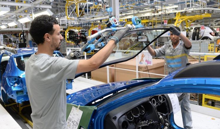 المغرب نجح في إرساء قاعدة قوية لتوسيع صناعة السيارات