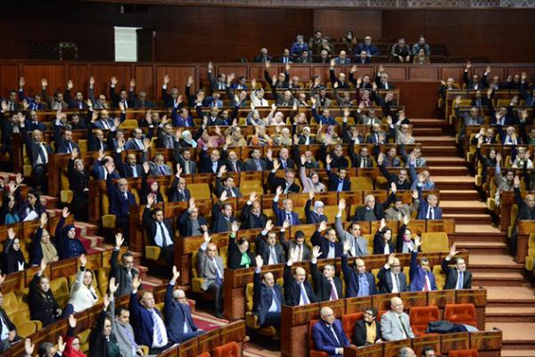 المصادقة بالاجماع على مشروع القانون التنظيمي المتعلق بالمجلس الوطني للغات والثقافة المغربية