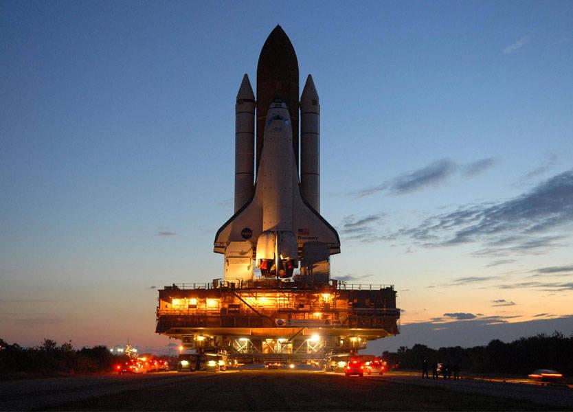 التخطيط لرحلة فضائية تاريخية رغم تفشي كوفيد-19