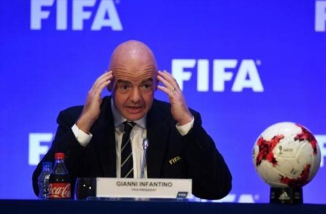 الفيفا: المتسبب في العنصرية يخسر المباراة