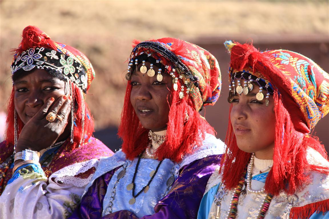 مهرجان تيليلي للمرأة الأمازيغية من 20 الى 22 شتنبر الجاري