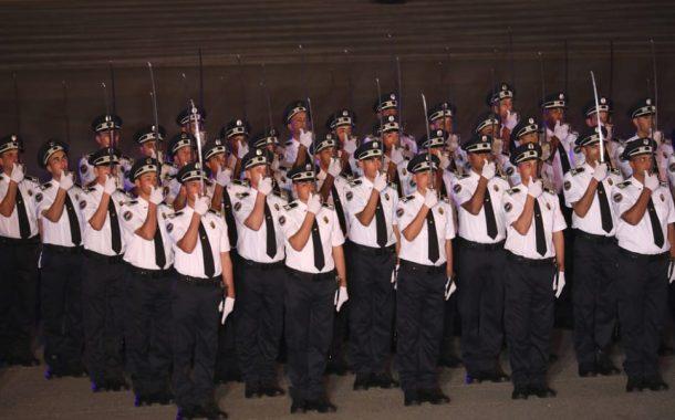 أسرة الأمن الوطني تخلد ذكراها ال 65
