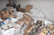 حجز وإتلاف 830 طنا من المنتجات الغذائية غير الصالحة للاستهلاك