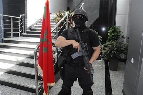 تفكيك خلية إرهابية، بمدن سيدي بنور والجديدة والمحمدية ومراكش