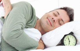 النوم لأقل من سبع ساعات في اليوم قد يؤدي إلى الإصابة بتصلب الشرايين