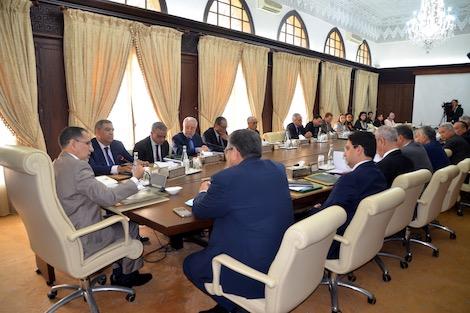 المؤسسة أصبحت مفتوحة في وجه كافة موظفي وزارة الداخلية