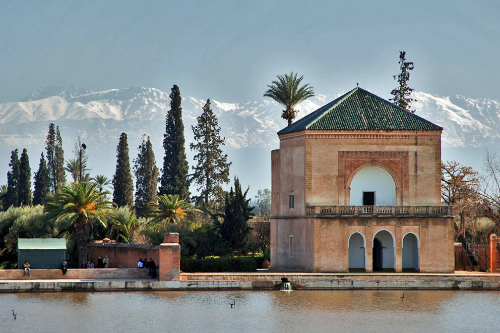 مراكش ضمن خمسين مدينة صديقة للبيئة