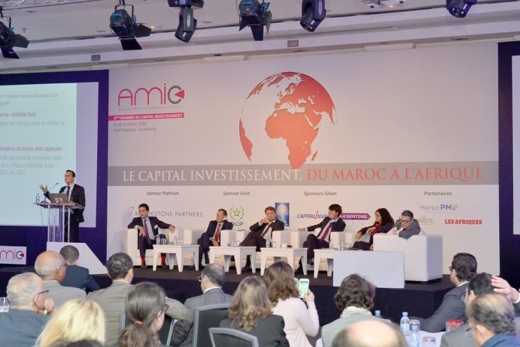 الجمعية المغربية للمستثمرين في الرأسمال تعقد مؤتمرها السنوي الثامن للرأسمال الاستثماري