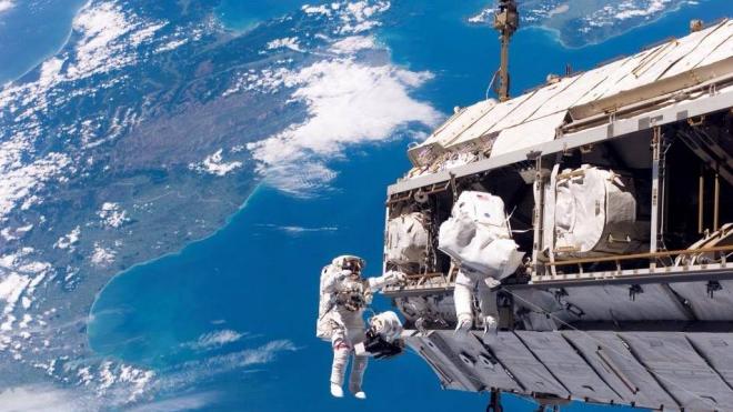 أكثر من 100 نوع من الكائنات الحية الدقيقة تتواجد في المحطة الفضائية الدولية