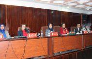 النساء القاضيات يُقاربن في ندوة آفاق عدالة الأحداث بالمعهد العالي للقضاء