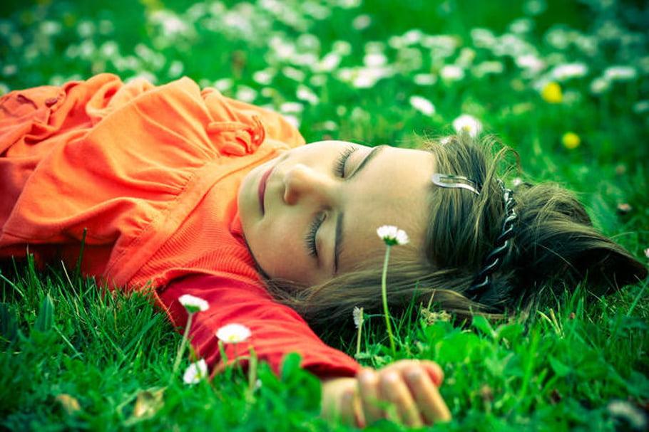 المساحات الخضراء تحمي الأطفال من الأمراض النفسية