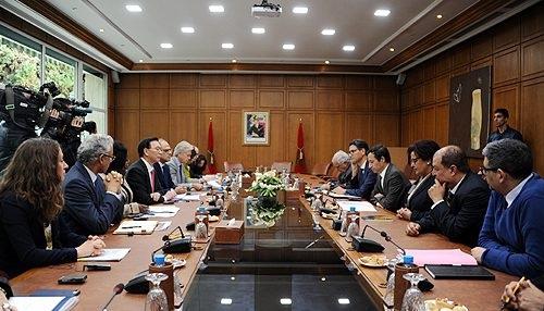 التحضير للاجتماعات السنوية للبنك الدولي