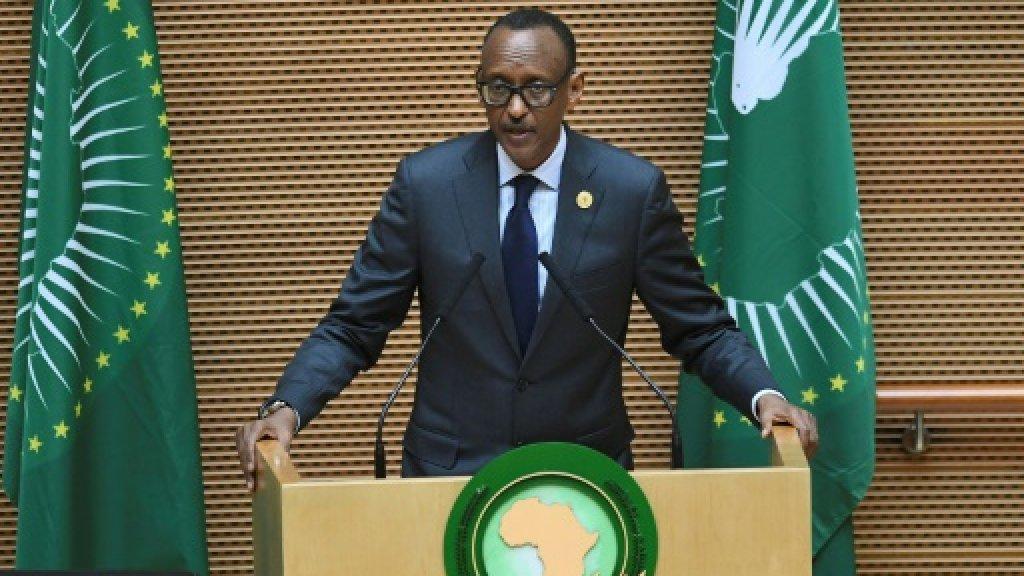 قمة الاتحاد الافريقي: بول كاغامي يؤكد أن التقدم المحرز يعكس التزام القادة وطموحات الشعوب