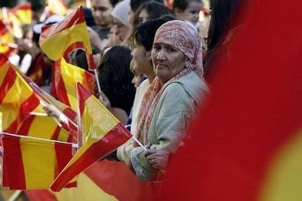 المغاربة بإسبانيا