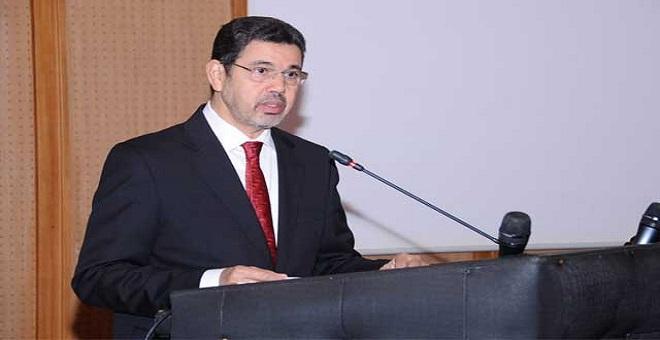 عبد النباوي: التكوين المستمر، خيار استراتيجي لمواكبة المستجدات القانونية