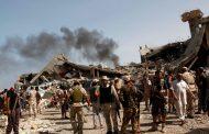فاتورة الصراع الدولي بليبيا تصل إلى أكثر من 174 قتيلا، ونزوح الآلاف