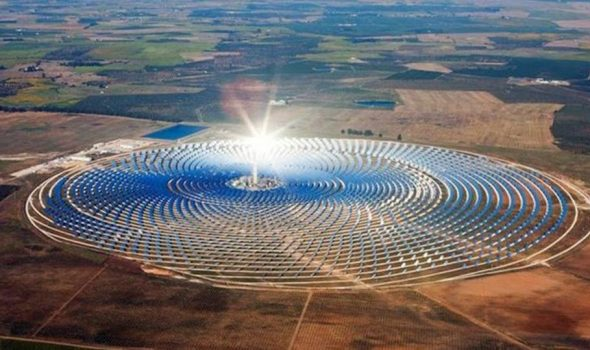 الطاقة الشمسية بالمغرب