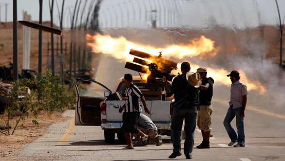 الكرُّ والفرُّ بمعارك ليبيا يخلفان 56 قتيلا خلال أسبوع