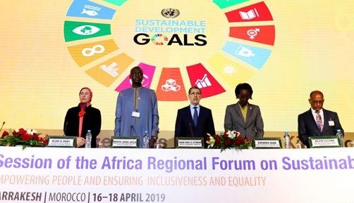 انتخاب المغرب رئيسا للمنتدى الإفريقي للتنمية المستدامة