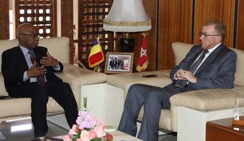 تشاد ترغب في الاستفادة من تجربة المغرب ودعمه..