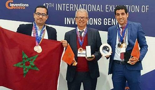 المغرب يفوز بجنيف، بميداليتين ذهبيتين وعشرة جوائز بالمعرض الدولي للاختراعات
