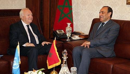 موراتينوس: المملكة المغربية تشكل نموذجا لتحالف الحضارات