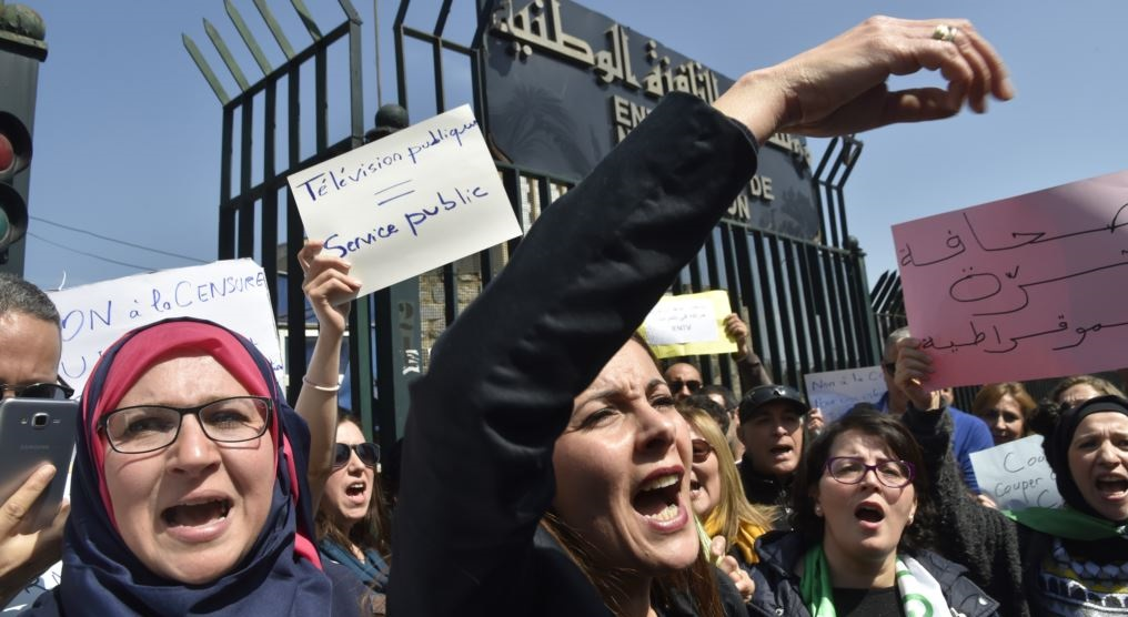 بالمركز الـ 136 عالميا، الجزائر تعاقب موظفي التلفزيون الوطني