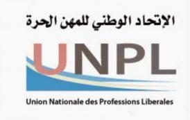الاتحاد الوطني للمهن الحرة والمساهمة في التنمية الاجتماعية والاقتصادية للبلاد