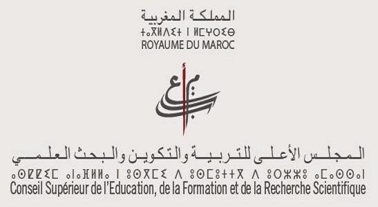 تقارير وآراء المجلس الأعلى للتربية والتكوين والبحث العلمي