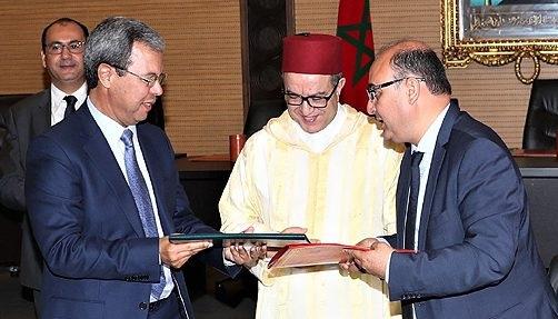 اتفاقية شراكة لإنشاء برنامج معلومياتي للمحامين