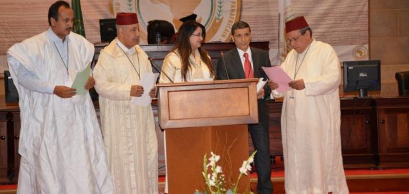 النواب المغاربة ببرلمان عموم إفريقيا يدعون لإحصاء الساكنة المحتجزة بتندوف