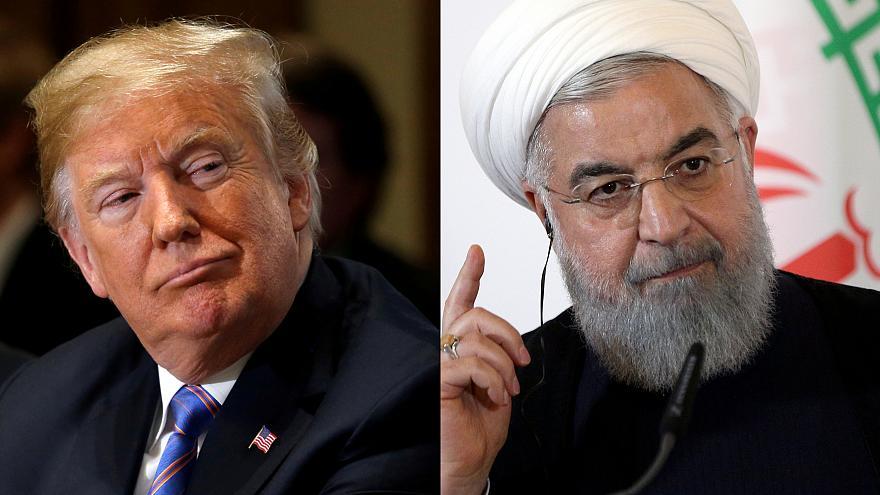 ترامب يهدد إيران:
