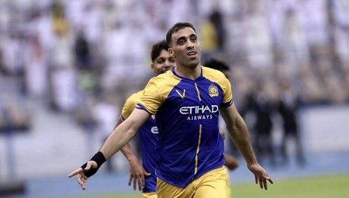 فريق حمد الله يتأهل لربع نهائي آسيا