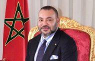 الملك يهنئ الغزواني بمناسبة انتخابه رئيسا لموريتانيا