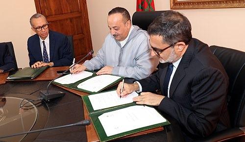 اتفاقية شراكة للترويج للمآثر التاريخية والمواقع الأثرية
