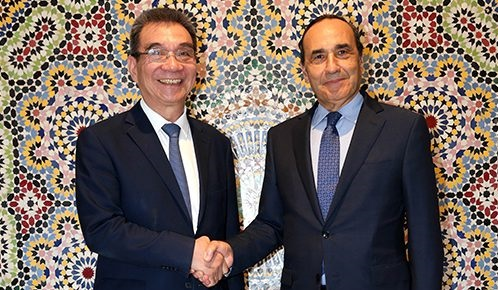 تعزيز التعاون العلمي بين المغرب والصين..