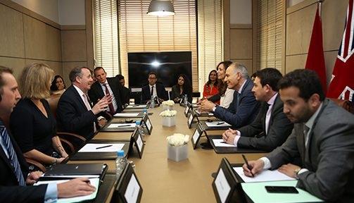 الدعوة إلى تسريع دينامية الأعمال بين الفاعلين الاقتصاديين بالمغرب وبريطانيا