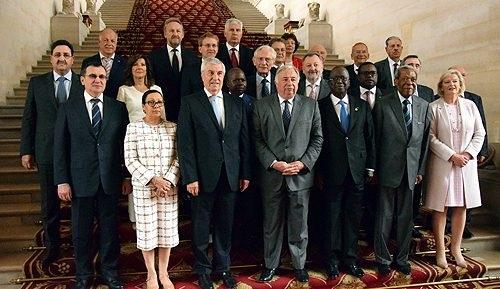 انطلاق اشغال اجتماع جمعية مجالس الشيوخ الاروبية بمشاركة المغرب