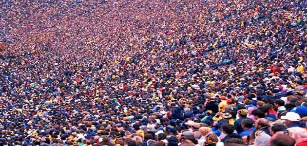 سكان العالم بالمليار نسمة.. من 7,7 حاليا إلى 9,7 سنة 2050