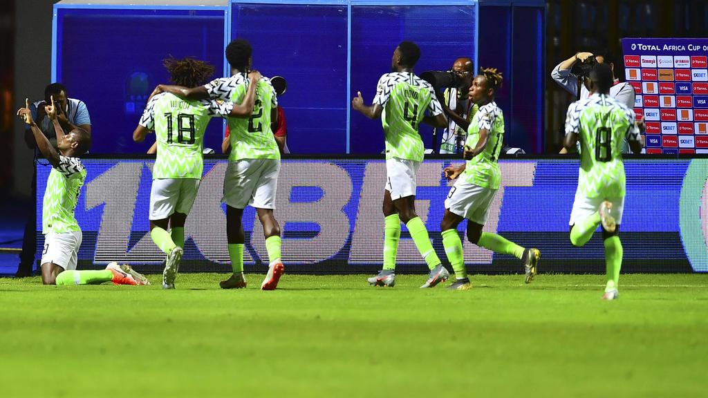 المنتخب النيجيري أول المتأهلين لثمن نهائي بطولة كأس أمم افريقيا