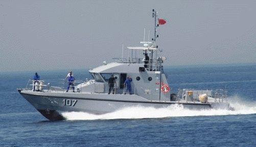 البحرية الملكية تقدم المساعدة بعرض المتوسط