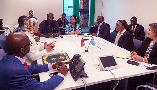 استعراض التجربة المغربية في مجال التنمية المستدامة