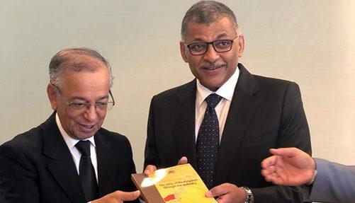 فارس يجدد التأكيد في سنغافورة على عدالة قضية الوحدة الترابية للمملكة