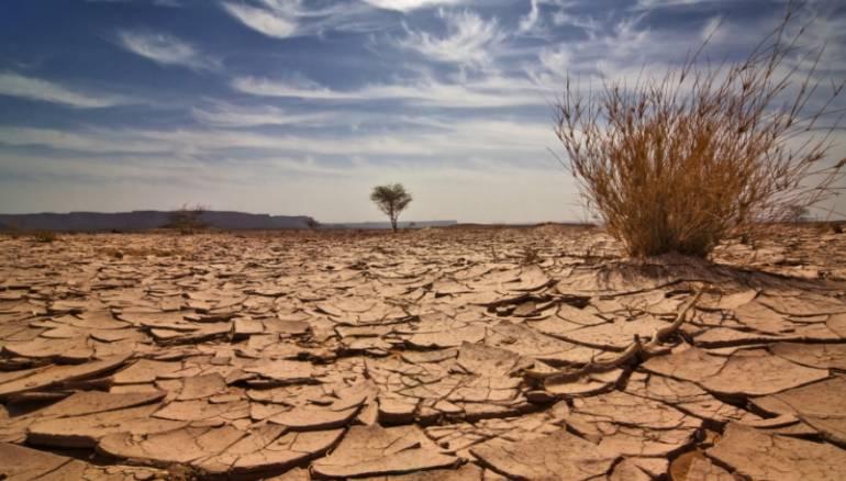 تغير المناخ يقوض التقدم