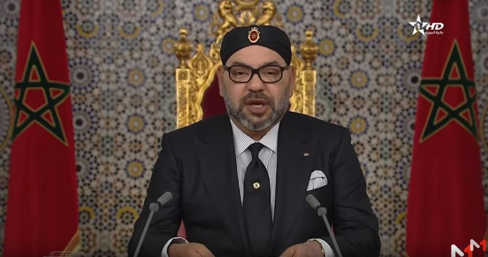فيديو: الخطاب الملكي بمناسبة الذكرى 20 لعيد العرش